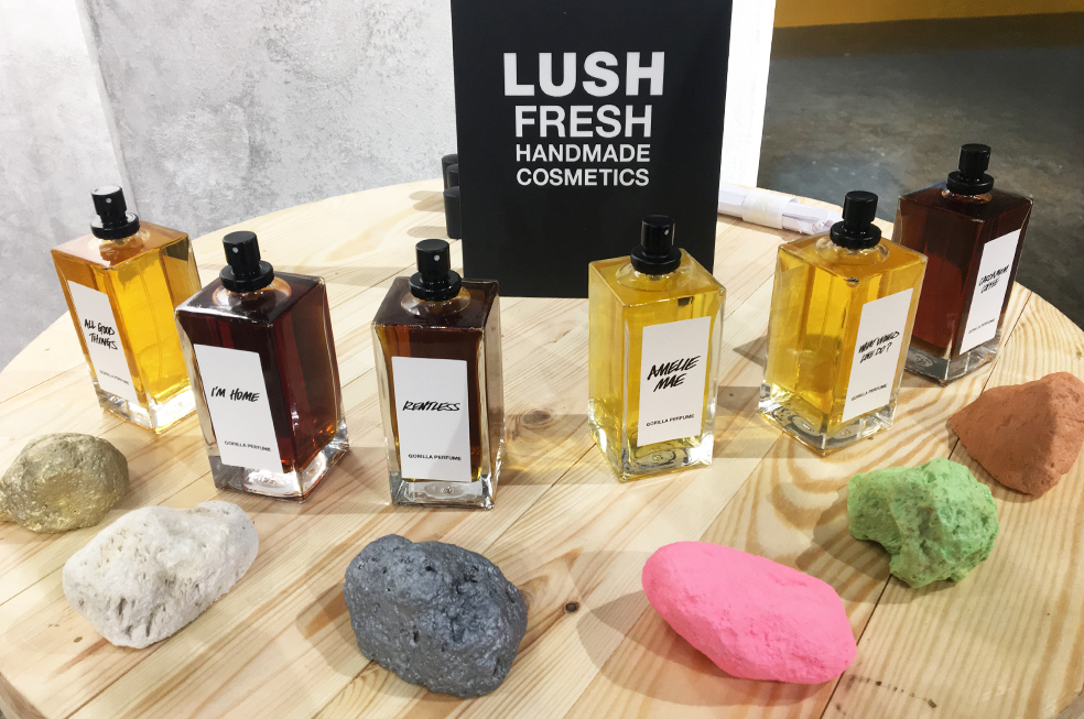 Lush's 'Volume IV' Makes Your Loved Ones Smell Like Home