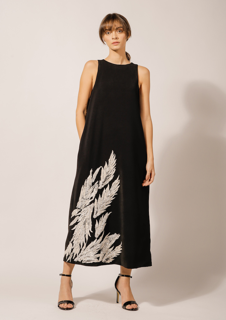 Atelier Patty Ang MELROSE Dress Black