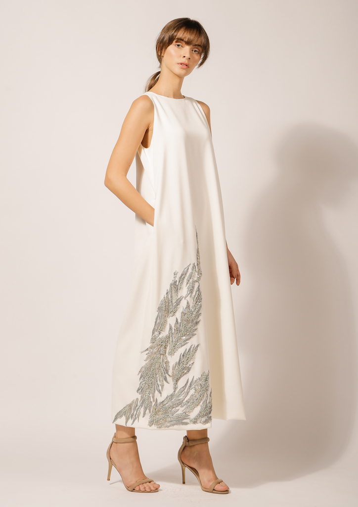 Atelier Patty Ang MELROSE Dress Ivory