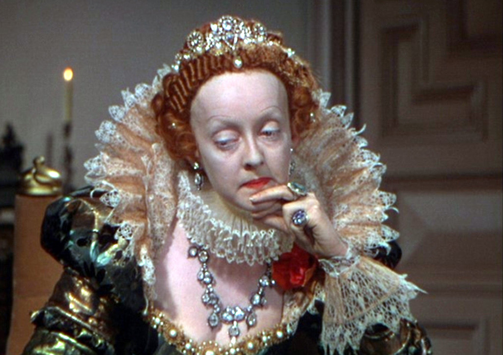 Bette Davis in The Pirvate Lives of Elizabeth and Essex (1939)