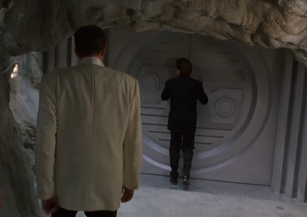 The vault inside Mount Richmore