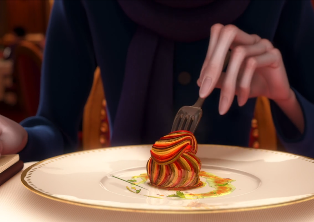 The Disney movie made the traditional French dish Ratatouille world famous