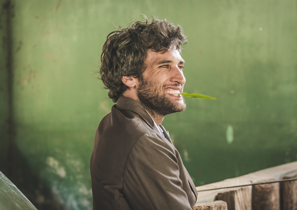 Behind the Scenes Nico Bolzico (Photograph courtesy of Floyd Jhocson)