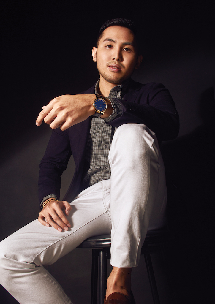 Gabriel Esguerra (Photograph by Yukie Sarto)