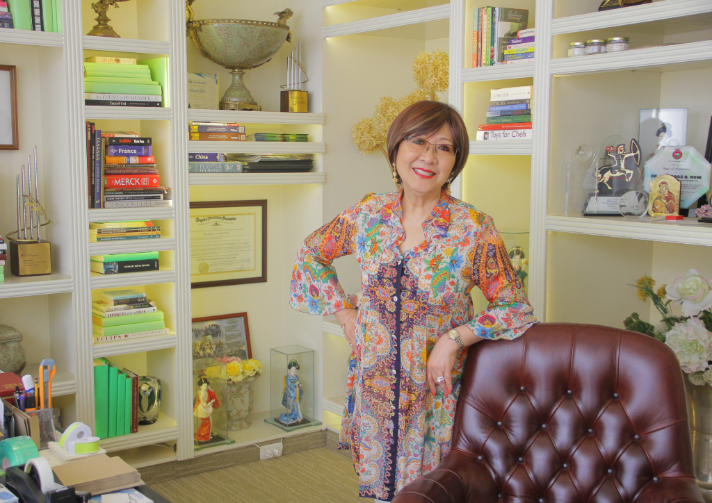 Dr. Milagros How for Lifestyle Asia (Photograph by Yukie Sarto)