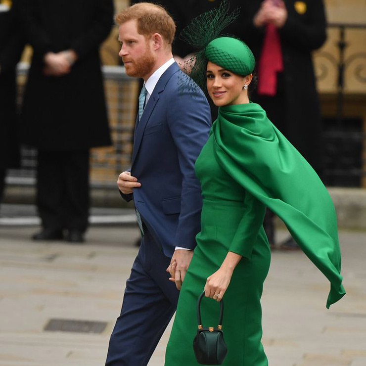 Harry and Meghan Interview with Oprah